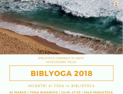 BiblYoga 2018. Yoga Dinamico