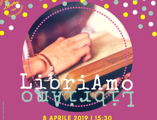 LibriAmo Gruppo di lettura autogestito. Aprile 2019