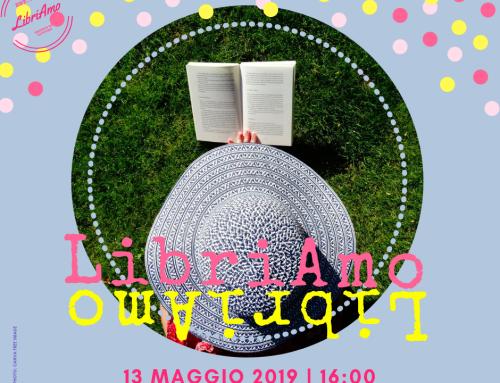 LibriAmo Gruppo di lettura autogestito. Maggio 2019