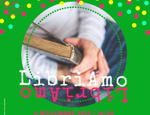 LibriAmo Gruppo di lettura autogestito. Novembre 2019